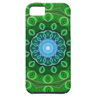 Cell Growth Mandala iPhone 5 Cover