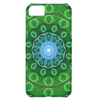 Cell Growth Mandala iPhone 5C Cases