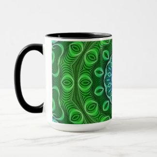 Cell Growth Mandala Mug