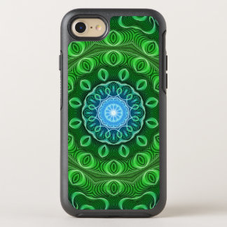 Cell Growth Mandala OtterBox Symmetry iPhone 7 Case