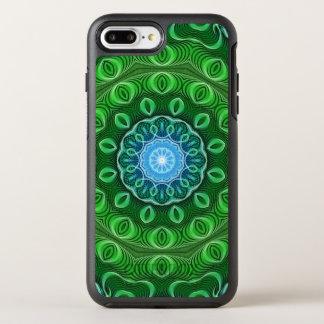 Cell Growth Mandala OtterBox Symmetry iPhone 7 Plus Case