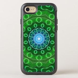 Cell Growth Mandala OtterBox Symmetry iPhone 8/7 Case