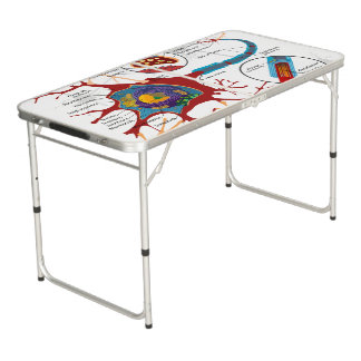 Cell Neurons Healthy Pong Table