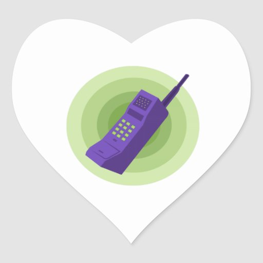 Cell Phone Sticker