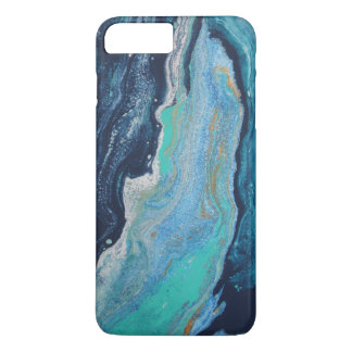 Cell Vibes- Fluid Painting Cell Phone Case