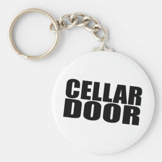 Cellar Door Keychain