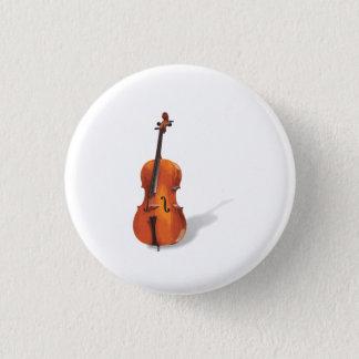 Cello 1 Inch Round Button