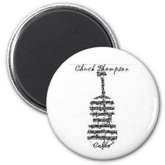 cello 3 magnet
