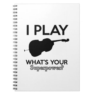 cello designs notebook