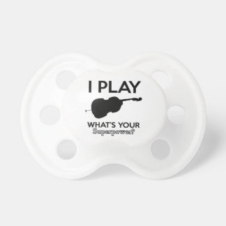 cello designs pacifier