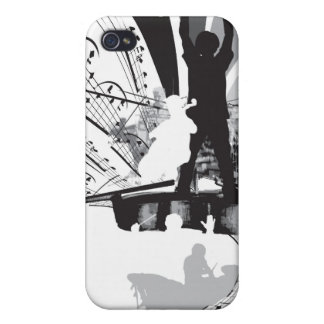 Cello Drums Music iphone Case iPhone 4 Covers