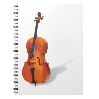 Cello Notebook