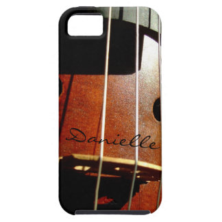 Cello Player Personalized iPhone Case