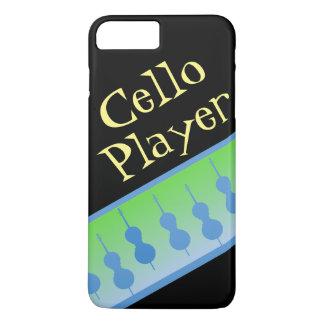 Cello Player Phone Case