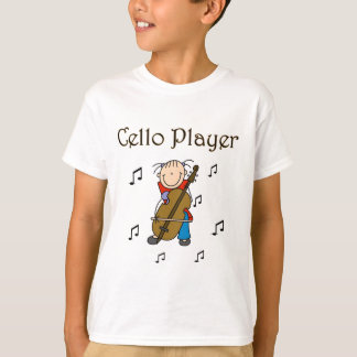 Cello Player Tshirts and Gifts