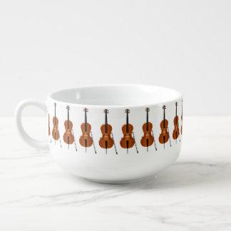 Cello Soup Mug