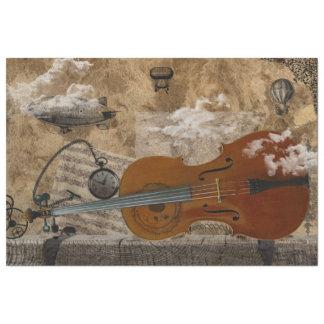 Cello Steampunk Suite Tissue Paper
