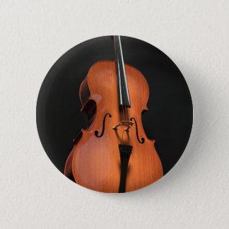 Cello Strings Stringed Instrument Wood Instrument 2 Inch Round Button