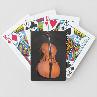 Cello Strings Stringed Instrument Wood Instrument Bicycle Playing Cards