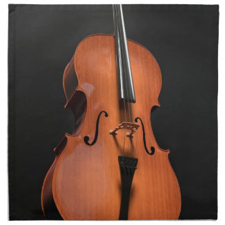 Cello Strings Stringed Instrument Wood Instrument Napkin