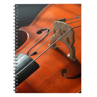 Cello Strings Stringed Instrument Wood Instrument Notebook