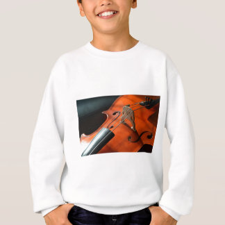Cello Strings Stringed Instrument Wood Instrument Sweatshirt