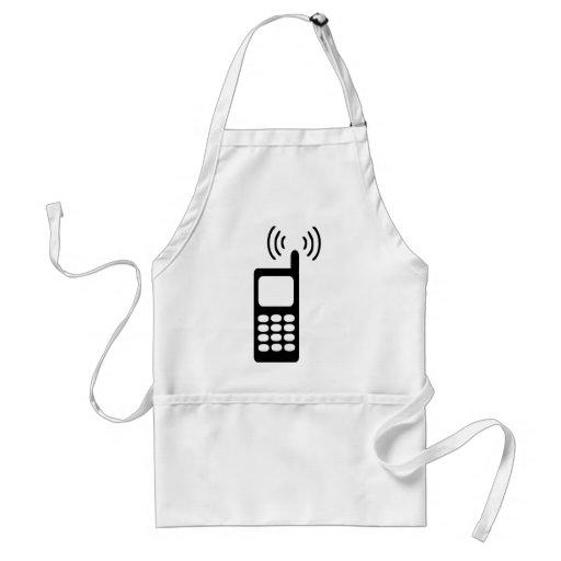 Cellphone Apron