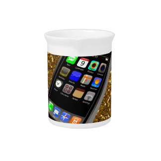 cellphone bling pitchers