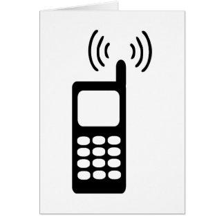 Cellphone Card