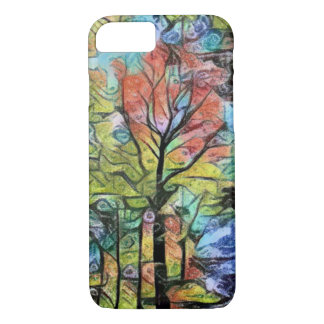 Cellphone Enclosure from Art in Canadian Forest Case-Mate iPhone Case