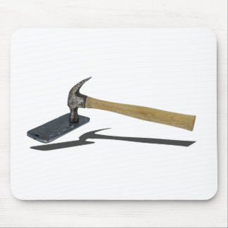 CellPhoneHammer110814.png Mouse Pad