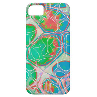 Cellular Abstract Pattern 11 iPhone 5 Case