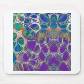 Cellular Abstract Pattern 17 Mouse Pad