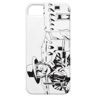 Cellular layer for old west iPhone 5 case