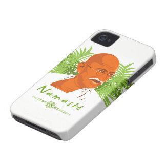 Cellular layer iPhone 4 Gandhi iPhone 4 Case-Mate Case
