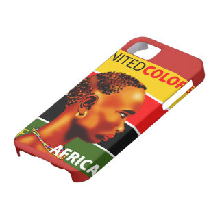 Cellular layer iPhone 5 Africa iPhone 5 Cover