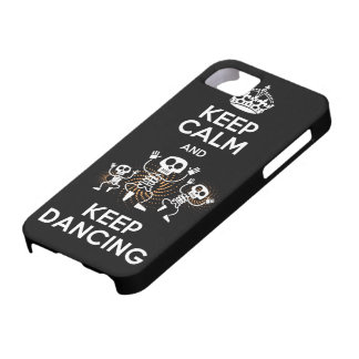 Cellular layer iPhone 5 Keep Calm Case For The iPhone 5