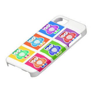 Cellular layer iPhone 5 Owls iPhone 5 Cover