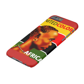 Cellular layer iPhone 6 Africa Barely There iPhone 6 Case
