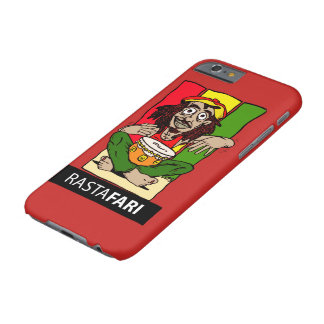 Cellular layer iPhone 6 Rastafari Barely There iPhone 6 Case