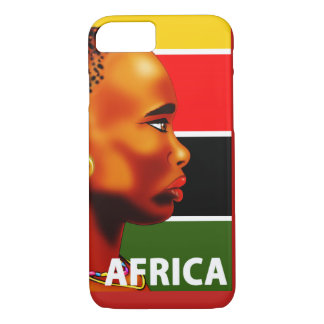 Cellular layer iPhone 7 Africa iPhone 8/7 Case