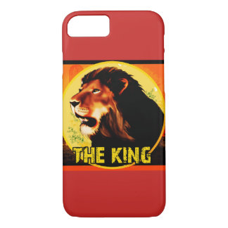 Cellular layer iPhone 7 The King iPhone 7 Case