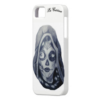 Cellular layer of There Catrina iPhone 5 Case