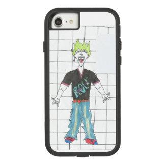 Cellular rock Case-Mate tough extreme iPhone 8/7 case