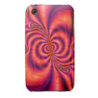 Cellular Spiral  iPhone 3 Case