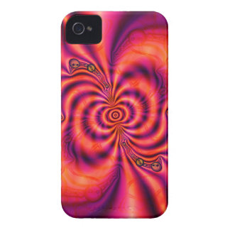 Cellular Spiral  iPhone 4 Case
