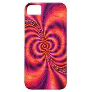 Cellular Spiral  iPhone 5 Case