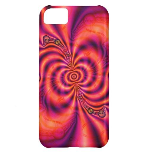 Cellular Spiral iPhone 5C Case