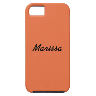 Celosia Orange Products iPhone 5 Cover
