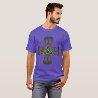 Celt Tree Cross Men's T-Shirt